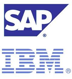 Kerjasama Antara SAP dan IBM
