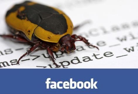 Facebook bug: bisa hapus album photo orang lain