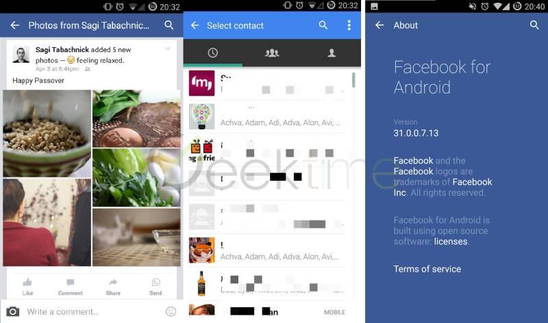 Update Status Facebook Lewat Aplikasi Whatsapp