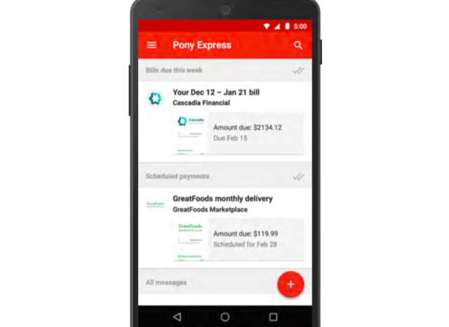 Fitur Baru Pembayaran Tagihan Lewat Gmail