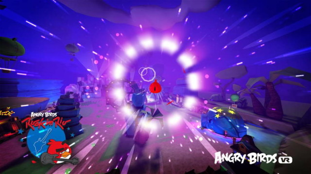 Rovio Siapkan game Angry Birds Versi Virtual Reality