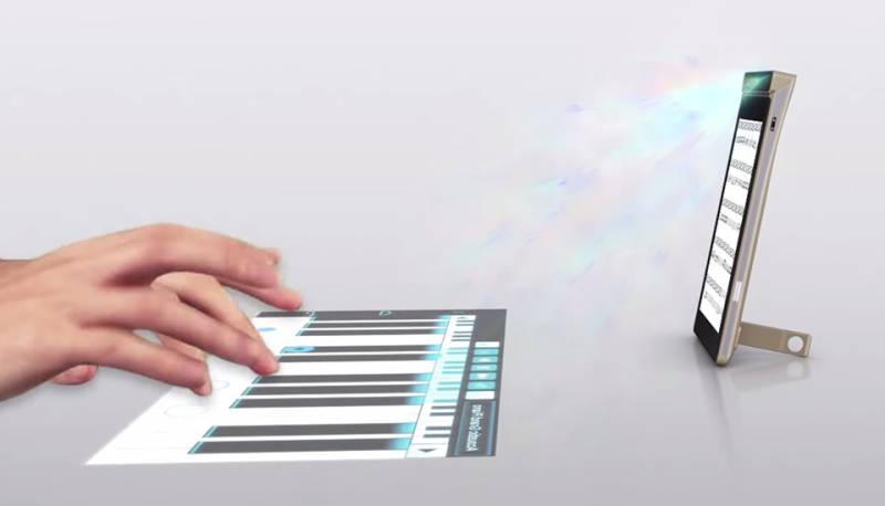 Lenovo Tengah Mengembangkan Teknologi Smart Cast Yang Dapat Menggunakan Layar Sentuh Di Manapun