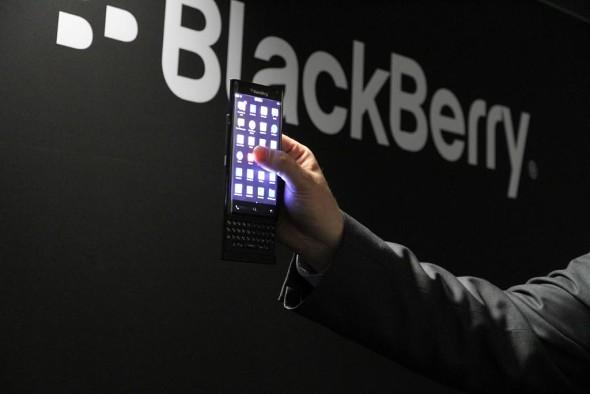 Blackberry Siap Luncurkan Smartphone Android Pertamanya