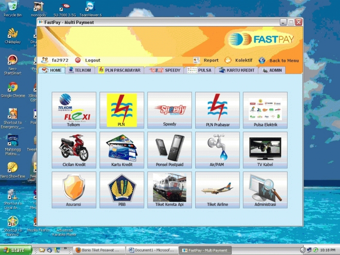 Bayar Mudah dengan FastPay