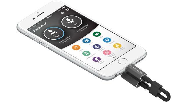 MemoriesCable, Charger Sekaligus Memori Eksternal Untuk Pengguna iPhone
