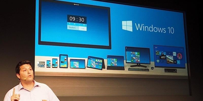Selamat Datang Windows 10!