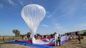 Nantikan Penerbangan Balon Canggih Google di Indonesia Pada 2016 Mendatang
