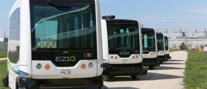 Wow, Bus Elektrik Ini Mulai Beroperasi di Singapura!